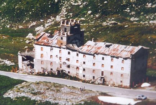 L'hospice avant rénovation