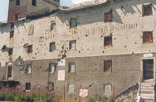 L'hospice en 1994