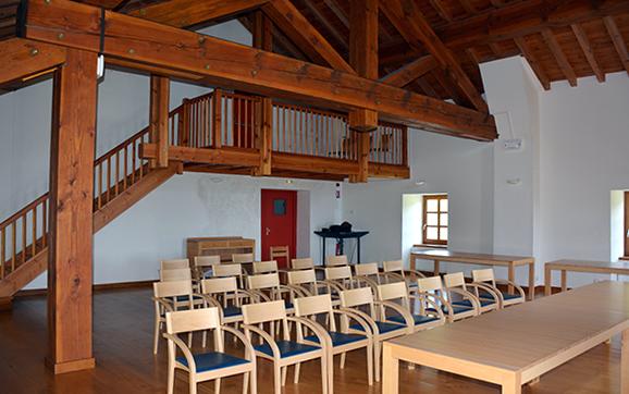 Espace Européen, salle de réunion et d'activités